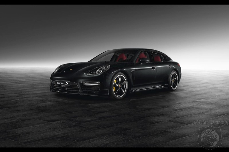 AWESOME or AWFUL? Is Porsche Exclusive's SINISTER-Looking Panamera Turbo S A STUD or DUD?